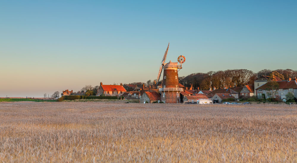 Cley next the sea, North Norfolk
